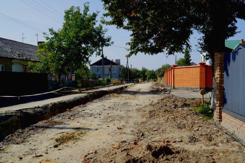 У Володимирі-Волинському радилися щодо ремонту вулиці Павлова
