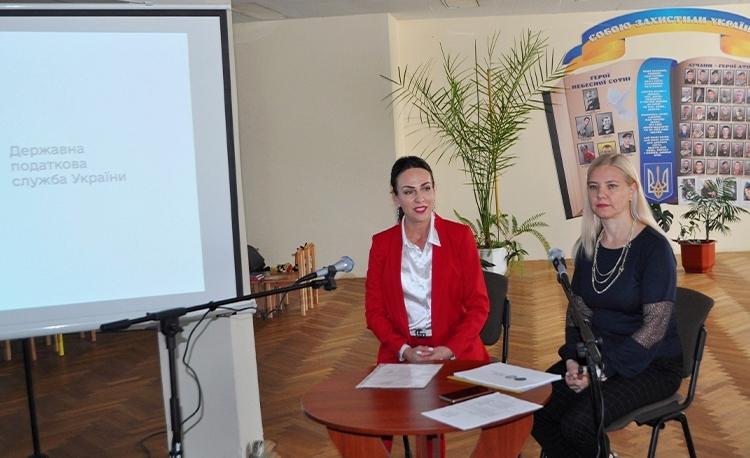 Працівники ГУ ДПС у Волинській області взяли участь у практичному семінарі для адвокатів