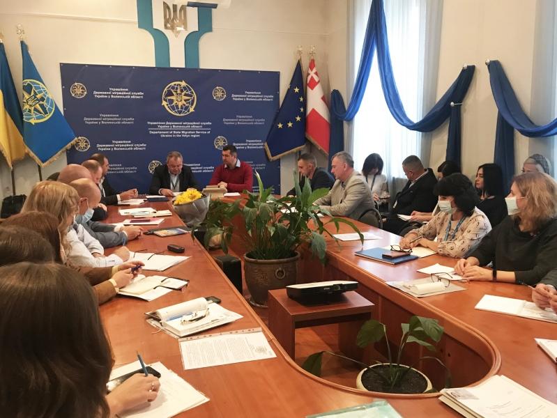 Міграційна служба у Волинській області підсумувала роботу за дев'ять місяців