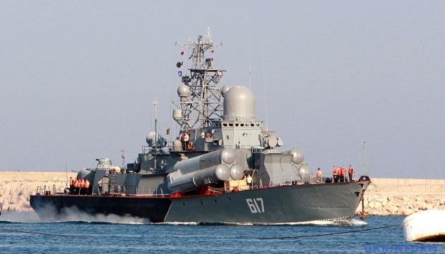 Росія почала масштабні навчання у Чорному морі