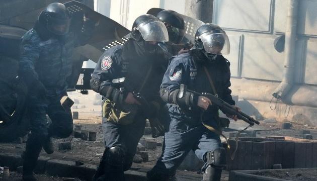 Розгін Майдану: екс-командиру «Беркуту» оголосили підозру в організації теракту та вбивств