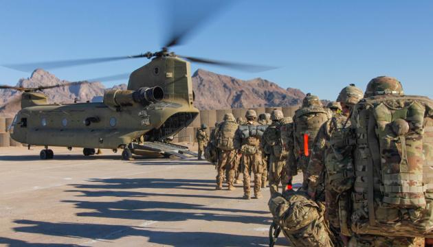 США не планують повертати війська в Афганістан