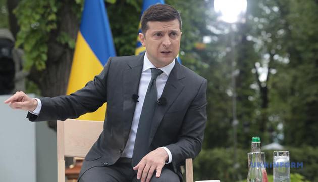 Зеленський вважає ймовірним повномасштабний наступ Росії