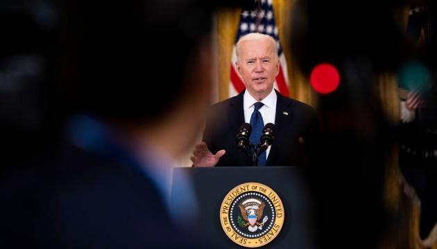 Байден закликав американців до єдності, згадуючи теракти 11 вересня