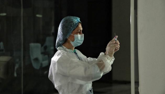 Вакцинація в Україні: з часу введення «жовтої» зони перших доз побільшало на 25 %