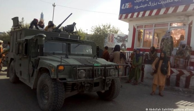 Таліби почали страчувати цивільних у завойованій провінції