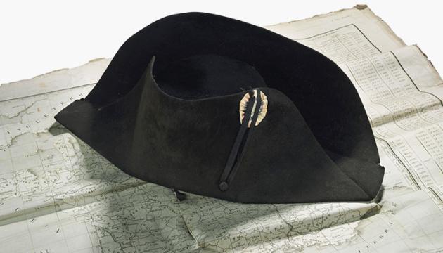 Капелюх Наполеона з його ДНК виставили на аукціон