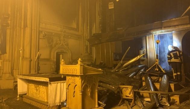 На відновлення костелу Святого Миколая у Києві вже зібрали понад 10 мільйонів гривень