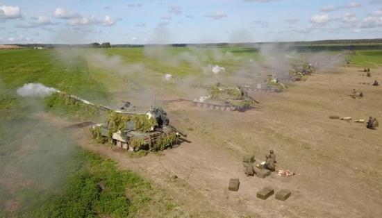 Росія і Білорусь почали масштабні військові навчання «Захід-2021»