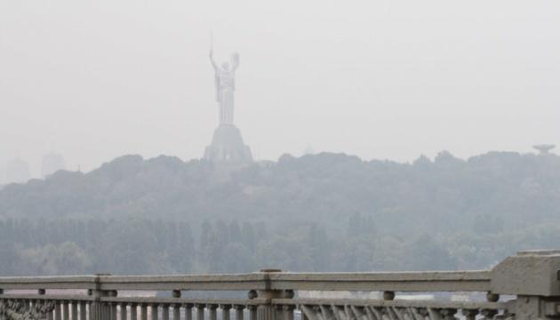Київ — у десятці міст із найбруднішим повітрям