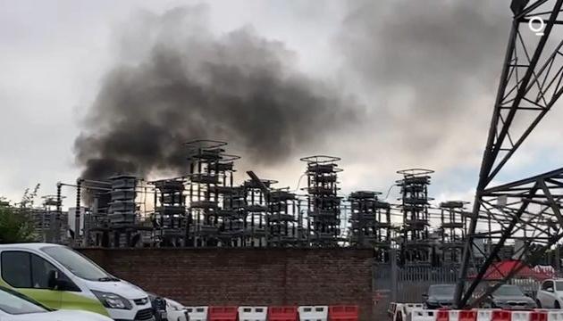 Британії загрожує енергокриза – пожежа пошкодила ключовий кабель