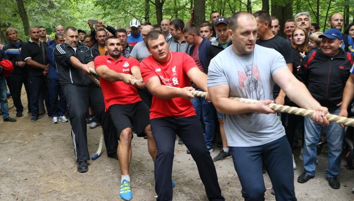 У Любешеві відбудеться фестиваль «Козацькі забави-2021»