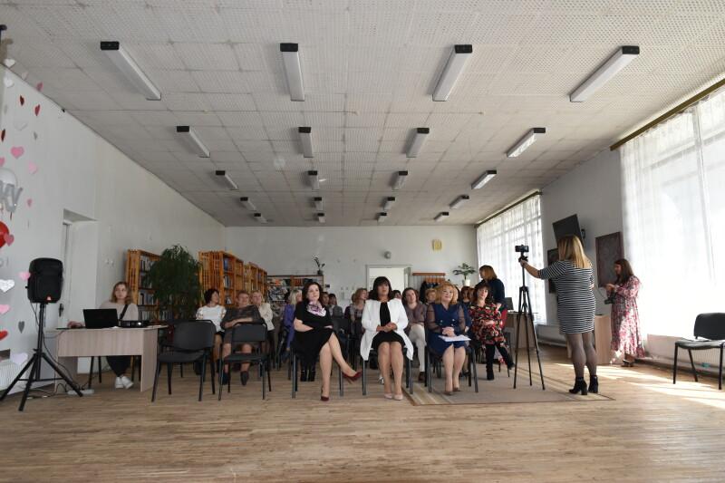 У Луцьку з професійним святом вітали бібліотекарів