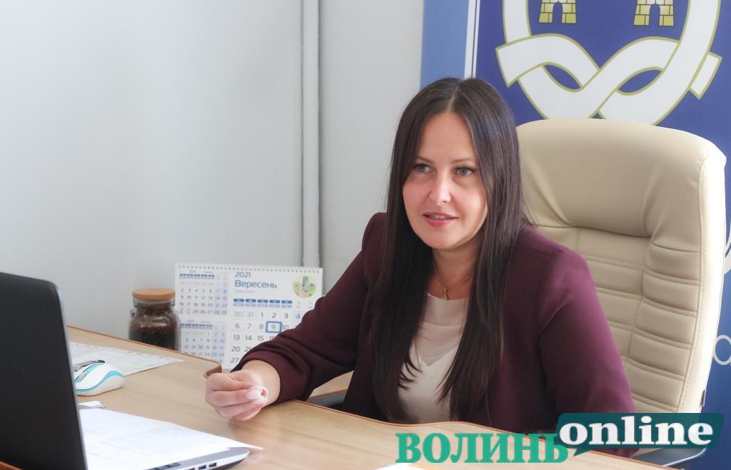 Коли завершиться децентралізація та чи розширятимуть Луцьк: розмова із волинською децентралізаторкою Мар'яною Конончук