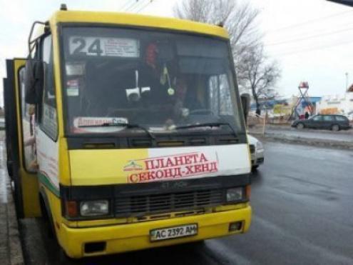Автобусний маршрут № 24 у Луцьку пропонують зробити тролейбусним