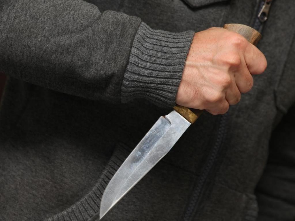 Поліцейські затримали волинянина, який поранив дружину ножем