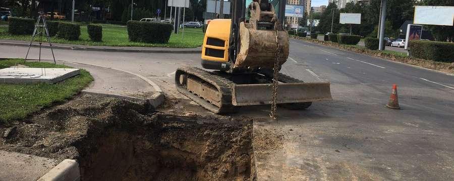Ремонт проспекту Соборності у Луцьку: як курсуватиме громадський транспорт