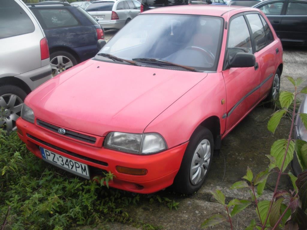 Волинська митниця продає авто Daihatsu Charade з аукціону
