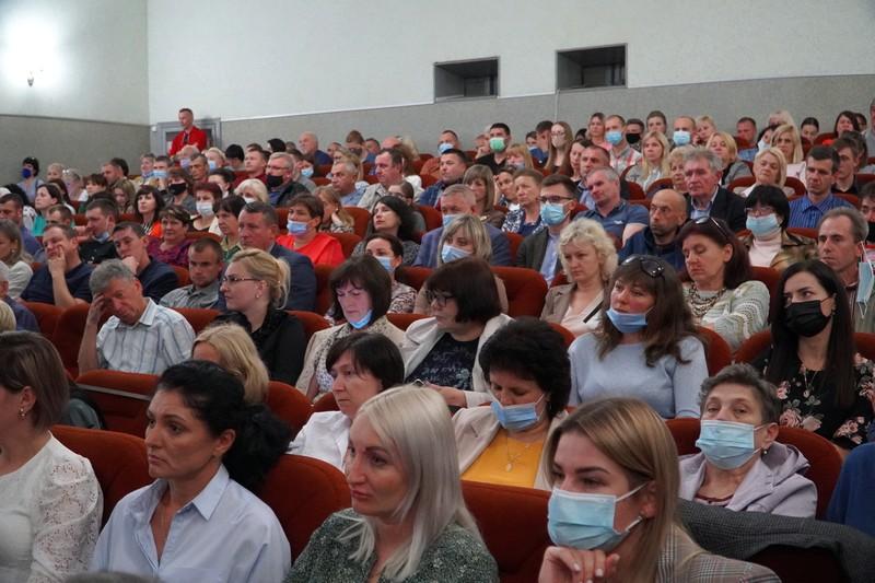 Учасники громадських слухань підтримали повернення місту Володимиру-Волинському історичної назви Володимир