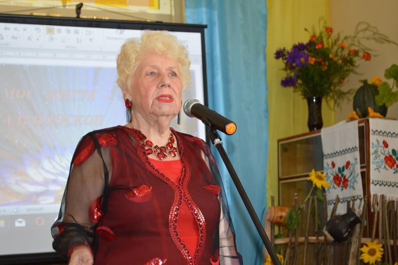 Ковельчанка Марія Батраченко презентувала свою другу книгу «Моє життя – калейдоскоп»