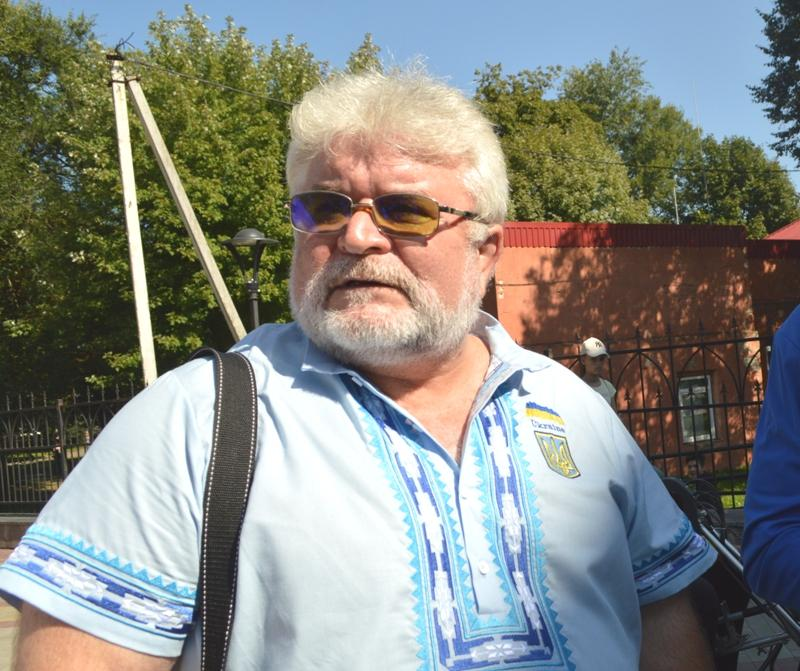 Ковельчанину присвоїли звання «Заслужений працівник фізичної культури і спорту України»
