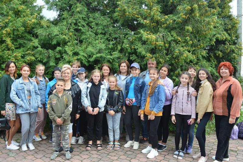 Ковельські діти побували у Німеччині