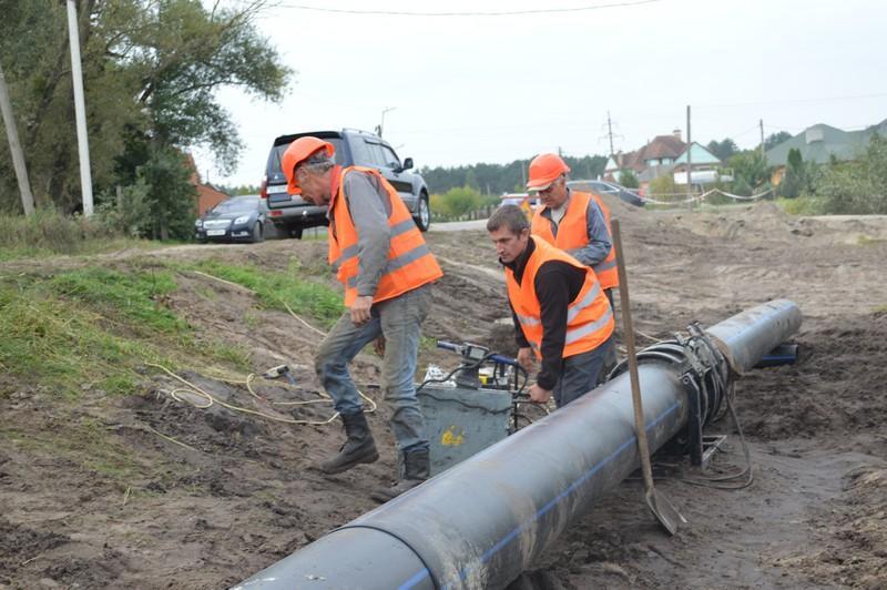 У Ковелі завершується третій етап реконструкції водогону