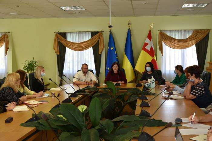 У Луцьку під час «круглого» столу говорили про гендерну рівність