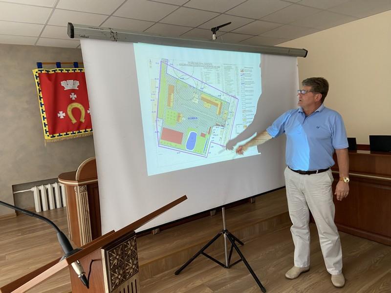 У Ковелі відбулися громадські слухання з питань містобудівної документації