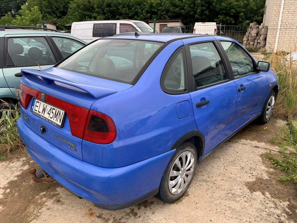 Волинська митниця виставила на продаж з аукціону авто Seat Cordoba
