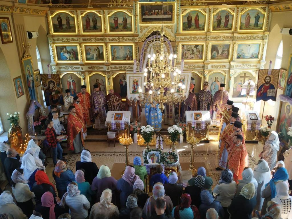 У Боратині відзначили престольне свято