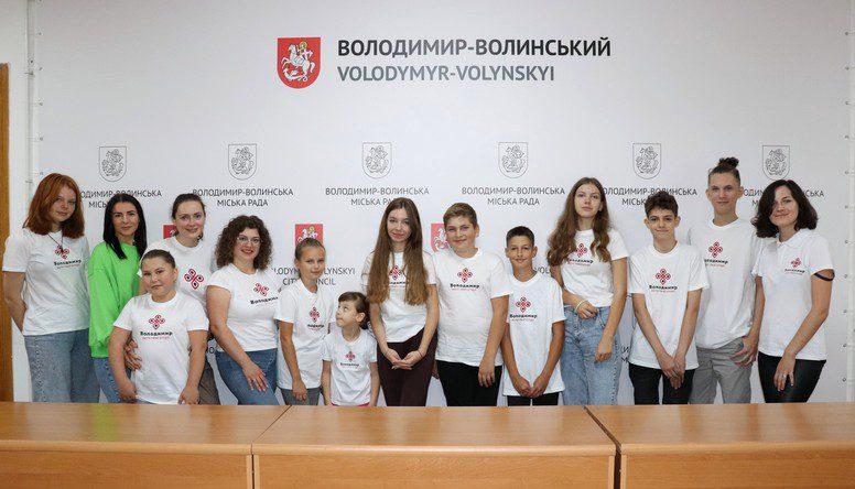 У «Школі маленьких гідів» у Володимирі-Волинському влаштували урок благодійності