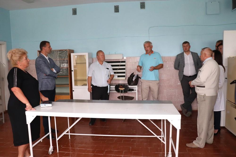 У Володимирі-Волинському хочуть перенести відділення невідкладної допомоги у приміщення відділення трансфузійної допомоги