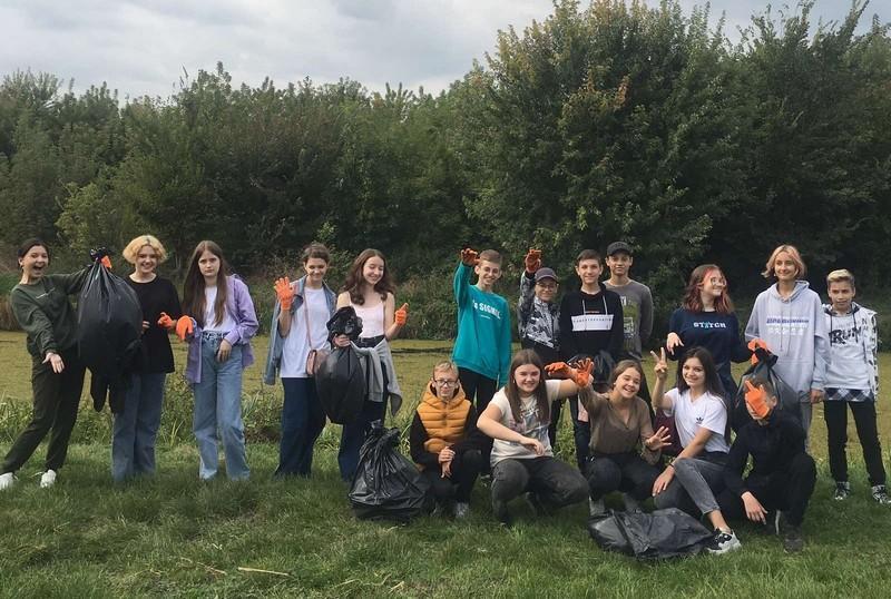 Ковельчани долучилися до екологічної акції «Міжнародний день чистих берегів»