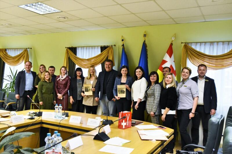 У Луцьку відбулася зустріч із представниками програми EGAP