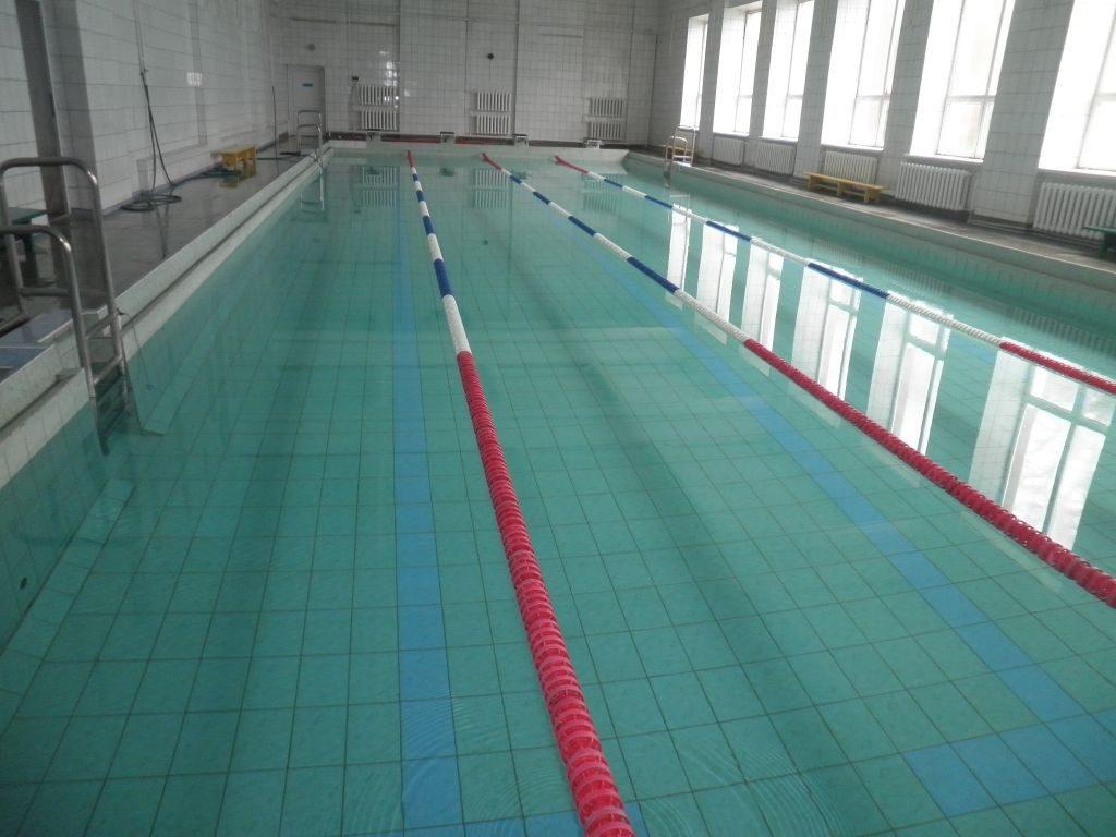 Проект ремонту басейну у Володимирі-Волинському коштуватиме понад 100 тисяч гривень