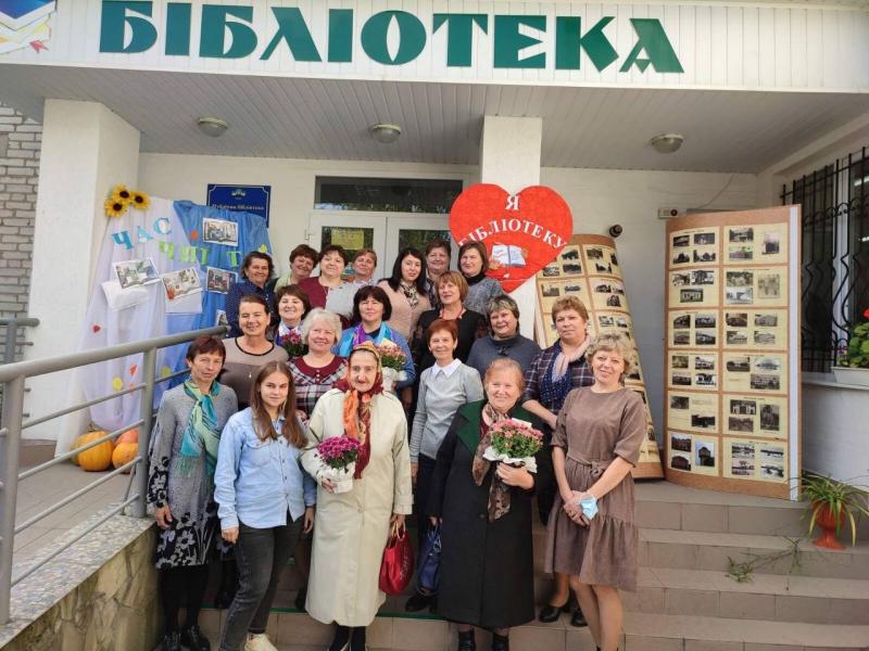 Бібліотекарі Ківерцівської громади відзначили професійне свято