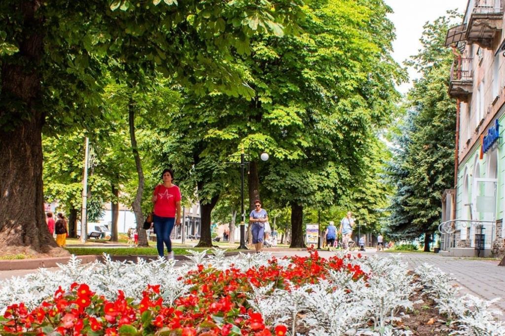 У Нововолинську муніципали склали понад сотню приписів про порушення правил благоустрою