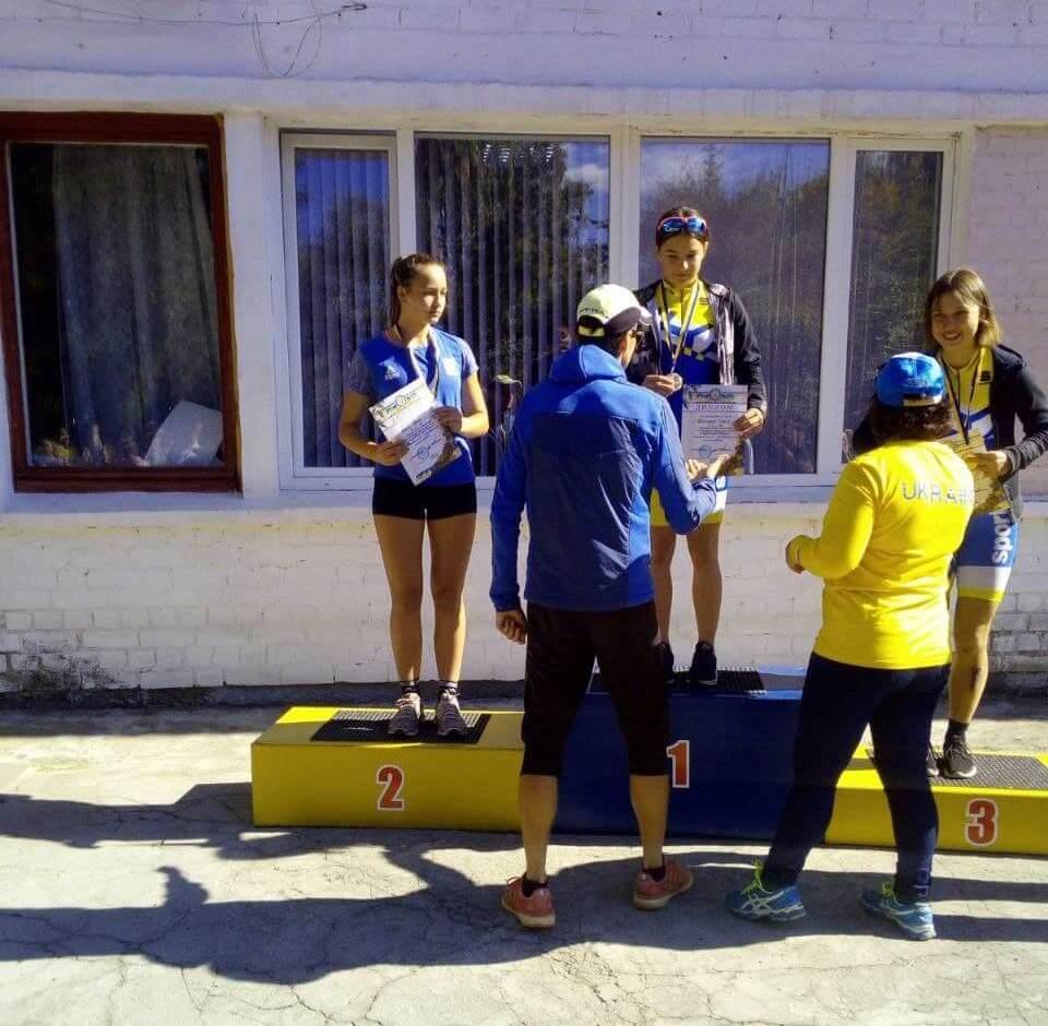Юні волиняни здобули медалі чемпіонату України з лижних гонок на лижоролерах