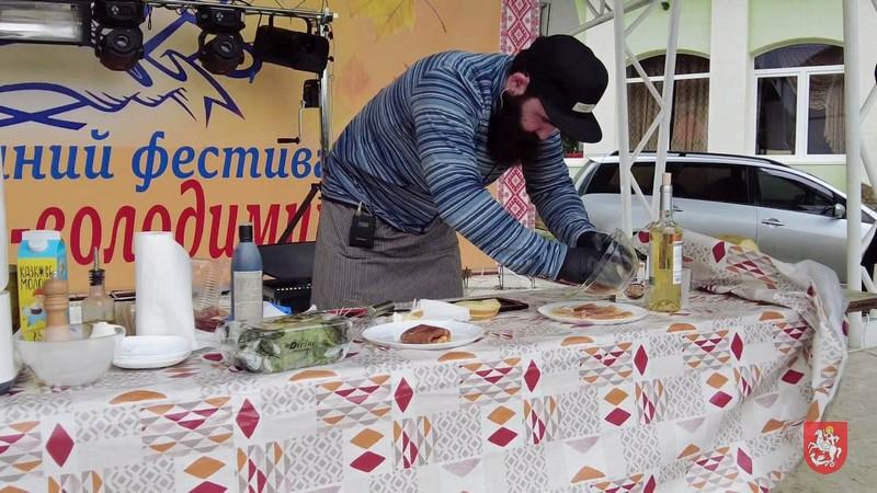 У Володимирі-Волинському відбувся п'ятий гастрономічний фестиваль «Смаковиця по-володимирськи»