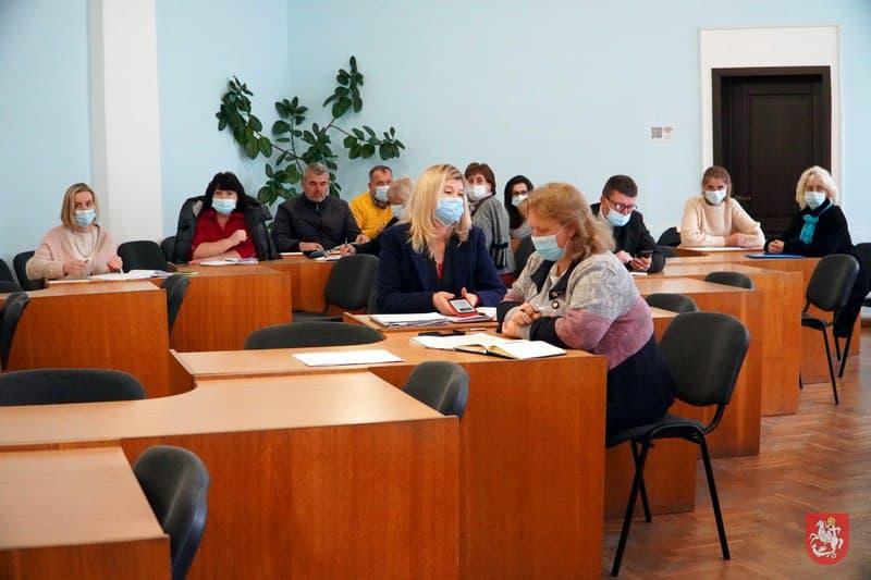 Більшість шкіл у Володимирі-Волинському можуть перейти на дистанційне навчання