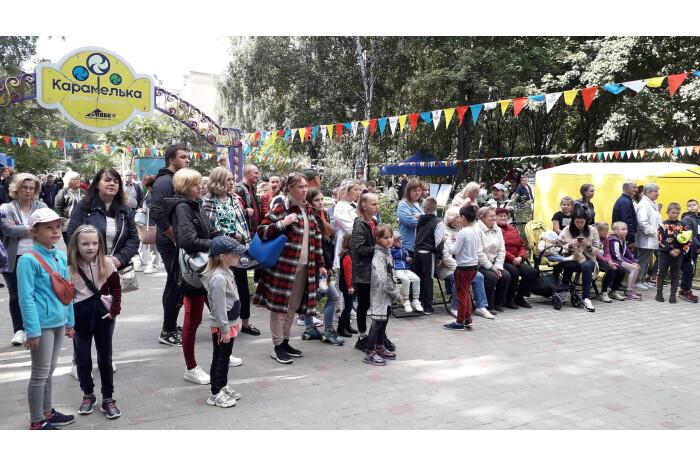 У 40-му кварталі у Луцьку влаштували сімейний фестиваль