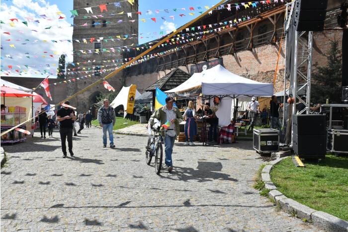 Лучани святкували День міста на «Lutsk Food Fest»