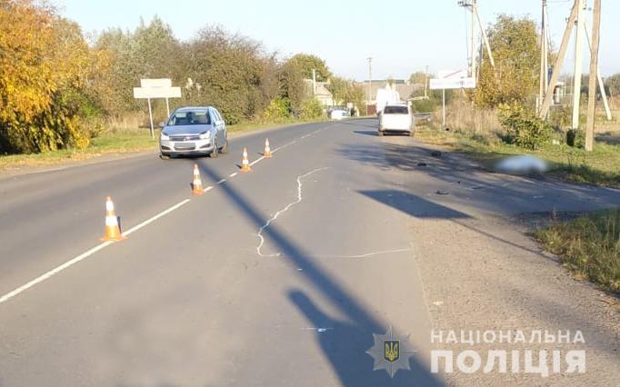 У Нововолинську внаслідок ДТП загинув пішохід