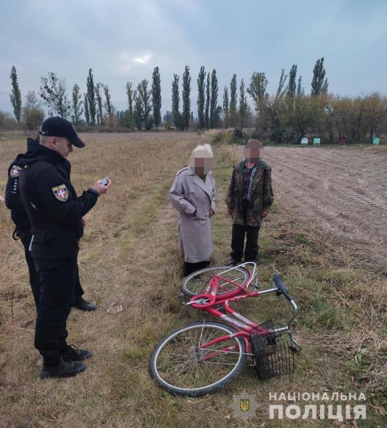 Поліцейський офіцер Луцької ТГ викрив крадія велосипеда