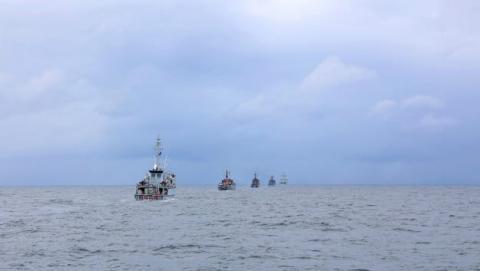 Франція погрожує переглянути двосторонні угоди з Британією через суперечку про вилов риби