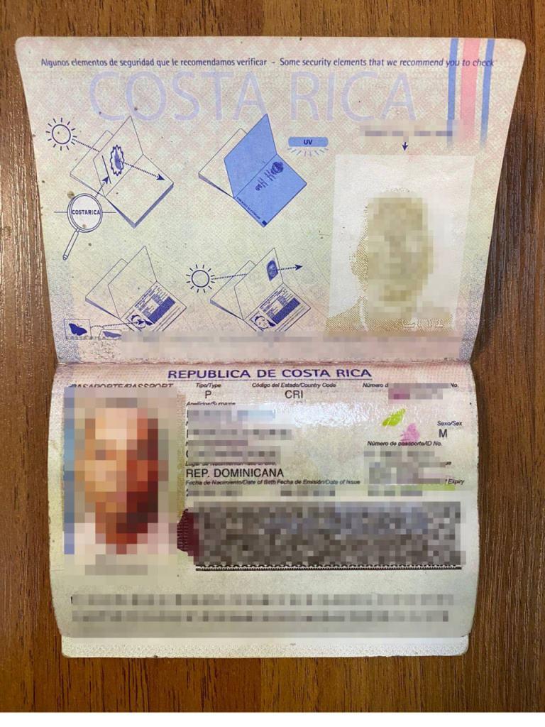 У «Ягодині» затримали іноземця з підробленим паспортом