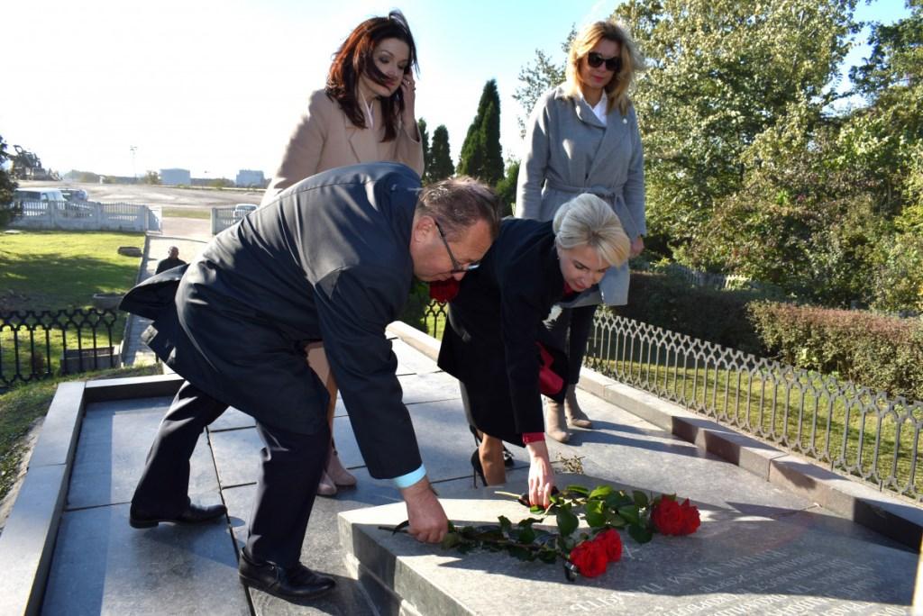 На Волині вшанували пам'ять жертв Бабиного Яру