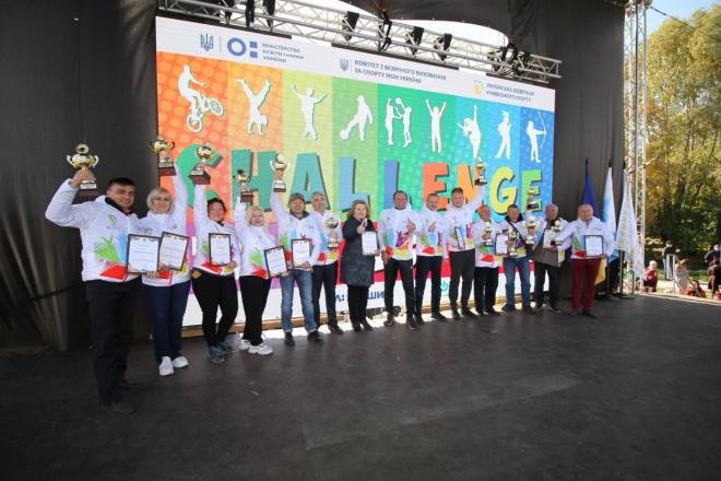 Волинських школярів нагородили за першість у спортивних змаганнях