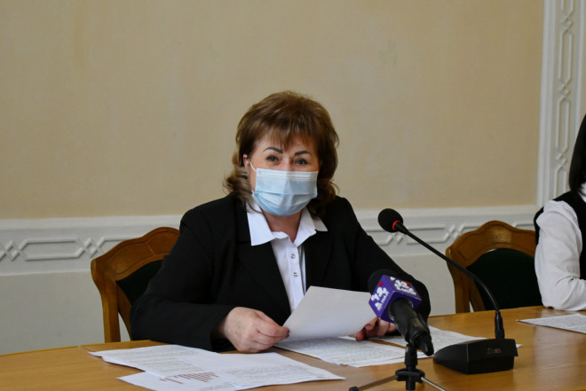 Головний державний санітарний лікар області заявила, що Волинь може потрапити до «червоної» зони епіднебезпеки
